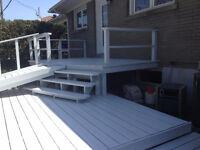 Golden Years Handyman Services - Fence & Deck