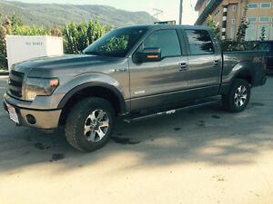 2013 Ford F-150 FX4 EcoBoost