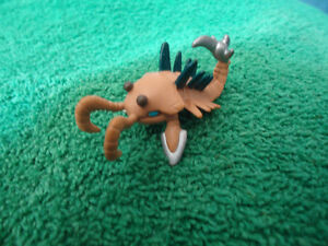 Digimon Anomalocarimon official Bandai mini figure~~~VERY RARE Kingston Kingston Area image 1