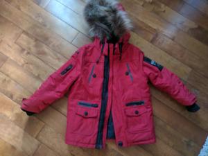 Point Zero kids Winter coat/ manteau hiver pour enfant