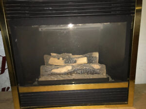 Majestic fireplace