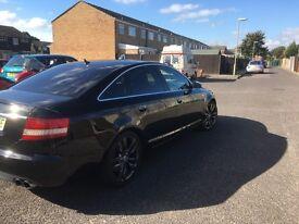 Audi S6 V10