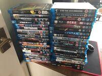 42 blu ray Dvd films all original