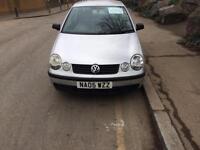 Volkswagen Polo 1.2 ( 65bhp ) 2005MY E