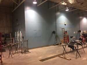 paint booth and baker for sale