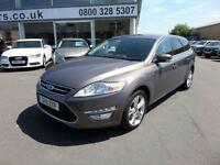 2011 Ford Mondeo 2.0 TDCi 140 Titanium 5dr 5 door Estate