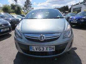 2014 Vauxhall Corsa 1.4 i 16v Exclusiv 5dr