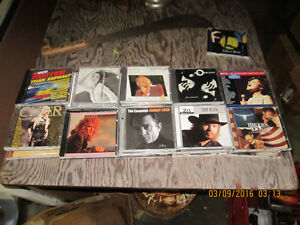 Country and Western CD'S $1.00 each