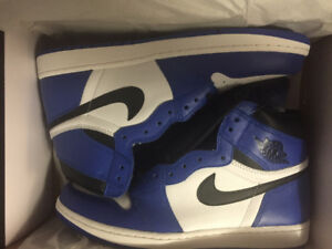 brand newAJ1 Game Royal size 10.5 and 11