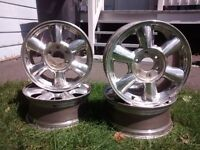 Roues mag gmc