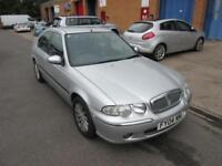 2004 Rover 45 1.4i Impression S Manual Hatchback in Silver