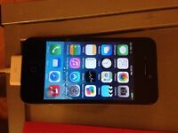 Iphone 4,  16 gigs, lock with Bell