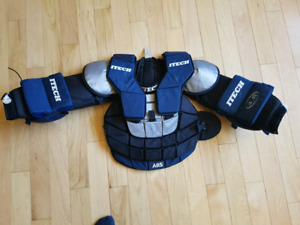 Goalie Chest Protector Monkey Suit