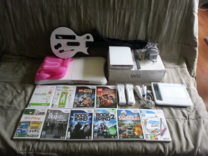 FS: Wii with games