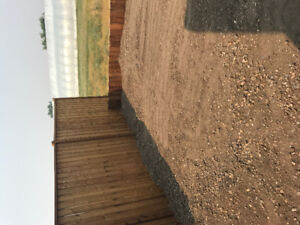 RV / trailer / truck / equipment parking  space available