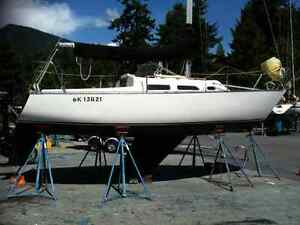 Ranger 23 Sailboat w/ trailer