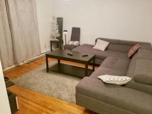Appartement 4 1/2 Saint-Hubert - Wifi -Juillet