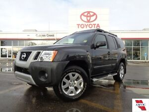 2011 Nissan Xterra SV 4WD AUTO CLEAN CARPROOF NEW TIRES