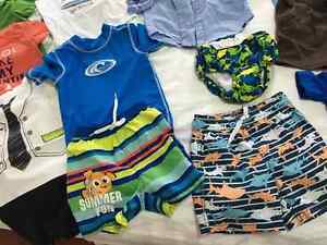 37pieces used BOYS SUMMER CLOTHES 18MONTHS EXCELLENT CONDITION Kitchener / Waterloo Kitchener Area image 2