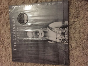 Brand new Lumineers vinyl record