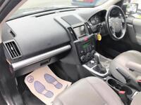 2009 Land Rover Freelander 2.2 TD4 HSE 4X4 5dr Diesel grey Automatic