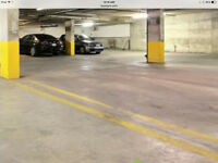 Parking in the Mile End (Plateau) INDOORS and secure