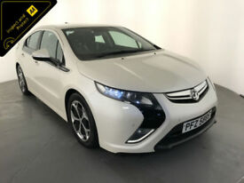 2013 VAUXHALL AMPERA ELECTRON AUTOMATIC 1 OWNER VAUXHALL HISTORY FINANCE PX