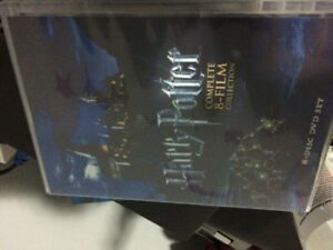 Coffret Harry Potter dvd