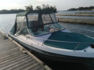 1996 Century 2100 dual console for sale