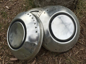 Hubcaps and beauty rings