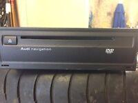 Audi a6 navigation cd drive 2.7tdi