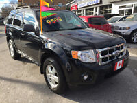 2010 Ford Escape XLT 4X4 SUV..LOADED..FLEX-FUEL...MINT COND.