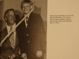 WAYNE GRETZKY The Great Goodbye Belleville Belleville Area image 6