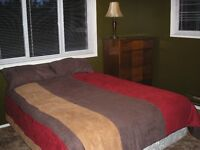 BEST DEAL: Furnished Room w/ **MEALS INCLUDED**