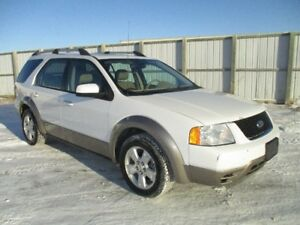 2007 FORD FREESTYLE *3RD ROW SEATING*SUNROOF*