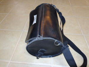 Large leather roll bag    recycledgear.ca Kawartha Lakes Peterborough Area image 8