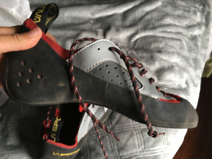 Size 39 Rock Climbing Shoes - Practically New