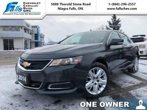 2014 Chevrolet Impala LS  CRUISE,BLUETOOTH,ONE OWNER,PARK ASSIST