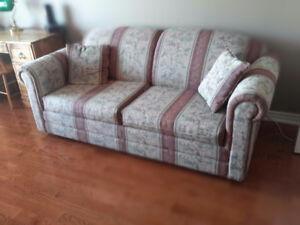 Sofa bed. Like new!!!