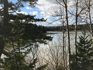 Waterfront 2 Acre Lot Campobello Island