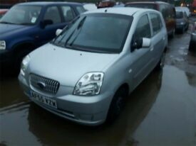 2005 KIA PICANTO LX NOW BREAKING FOR PARTS