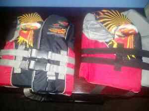 Life jackets youth $15 each