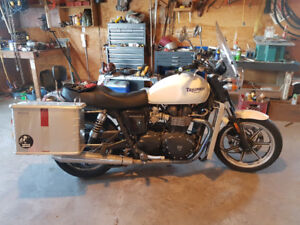 2010 triumph bonneville 800 for sal