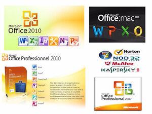 Microsoft Office 2007 Pro--Microsoft Office 2010 -Antidote