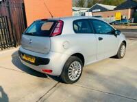 2010 Fiat Punto Evo 1.4 Active 3dr HATCHBACK Petrol Manual