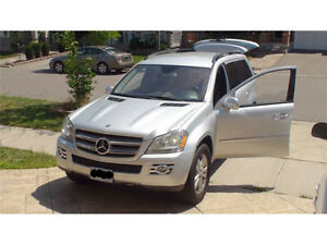 2007 Mercedes-Benz GL-Class 4 Matic 450 SUV, Crossover