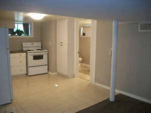 1 Bedroom Apartment in North End St. Catharines - Inclusive