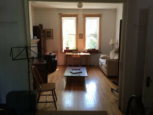 Sublet in NDG, September 1, 2016 to April 30th, 2017