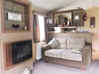 Willerby Salisbury Holiday Home in superb location in coastal Scotland.