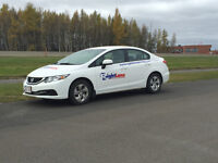 Professional Driving Instructors Needed